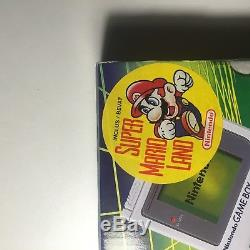 Nintendo Gameboy Game boy Color CLASSIC DMG-01 Console RARE Boxed Sealed NEUF