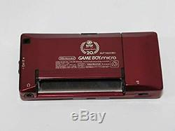 Nintendo Gameboy Micro Famicom color console OXY-001