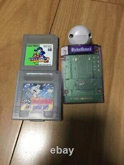 Nintendo Gameboy color pocket game boy Console From Japan junk for parts lot 35