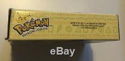 Nintendo Pokemon Pikachu Color Pedometer, Virtual Pet, GameBoy Boxed