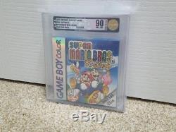 Nintendo SUPER MARIO BROS. DELUXE Holofoil New VGA 90 Sealed Game Boy Color GBC