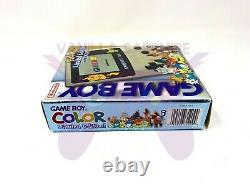 Pokemon Center Gold Silver Version Complete Gameboy Color Console Very Rare
