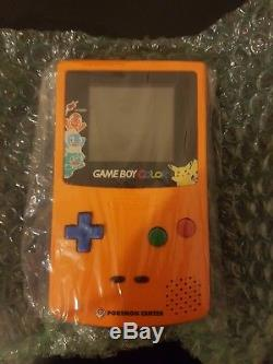 Pokemon Centre Game Boy Color