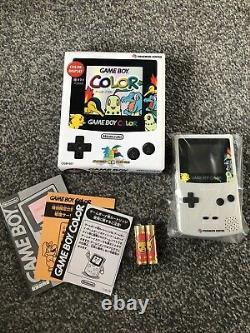 Pokemon Centre Gameboy Colour Console BNIB Mint