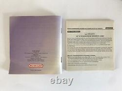 Pokemon Crystal (Nintendo Game Boy Color Colour, PAL) Boxed with Manual
