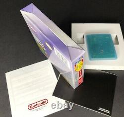 Pokemon Crystal Version Game Boy Color GBA nintendo Great Box No Instructions