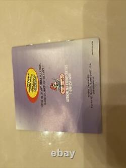 Pokemon Crystal Version Game Boy Color Nintendo Authentic CIB Complete USA ESRB