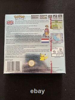 Pokemon Game Boy Silver New And Sealed Colour / Lugia