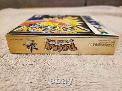 Pokemon Gold Authentic Complete In Box Nintendo Game Boy Color