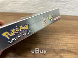 Pokemon Gold & Silver Complete CIB Nintendo Gameboy Color