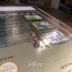 Pokemon Gold Spanish Version Sealed Gameboy Color Game Boy VGA Graded 90 NM/MINT