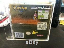 Pokemon Gold Version (Game Boy Color, 2000) BRAND NEW FACTORY SEALED! N/M