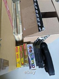 Pokemon Gold Zelda Gameboy Color Game Box Manual Guide Console Lot Bundle