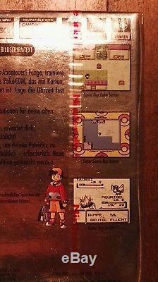 Pokemon Goldene Edition NEU! (DEUTSCH) GameBoy Color aus Sammlung