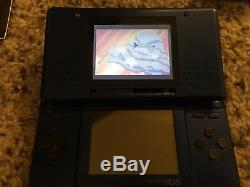 Pokemon Leaf Green, Crystal, Heartgold with Systems Lot DS & Gameboy Color