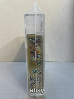 Pokemon Limited Edition Game Boy Color Nintendo VGA 90 NM+/MT Rare Graded 1 Of 1