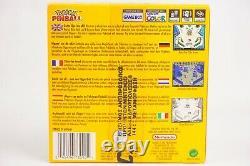 Pokemon Pinball Nintendo Game Boy Color Gameboy Color NEW SEALED PAL