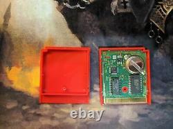 Pokemon Red Version Near CIB Nintendo Gameboy Color Near Mint Cartridge