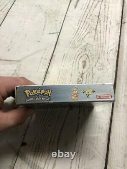 Pokemon Silver Nintendo Game Boy Color NO GAME BOX ONLY RARE
