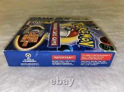 Pokemon Trading Card Game Nintendo Game Boy Gameboy Color GBC Complete CIB GREAT