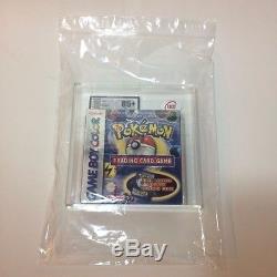 Pokemon Trading Game Gameboy Color PAL Rare Sealed UKG / VGA Graded 85+