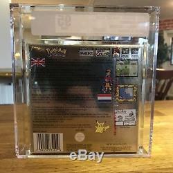 Pokemon gold Gameboy color VGA 95! Brand new Sealed UK PAL
