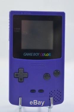 RARE DEMO GameBoy Color system Nintendo borne de démonstration not for resale
