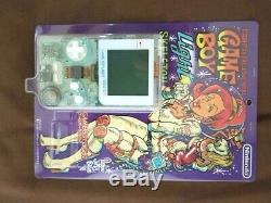 RARE Game Boy Light Pikachu Astro Boy Famitsu Rare Color 6PCS SET from JAPAN