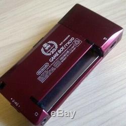 RARE Nintendo Gameboy Micro Famicom Color Console 20th Anniversary FAST SHIP