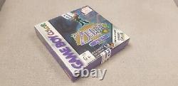 RARE The Legend of Zelda Oracle of Ages Big W SEALED CIB Nintendo Game Boy Color