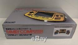 ROSE COLORED GAMING Gameboy Advance FAMICOM EDITION GBA AGS-101 Nintendo NEW HTF