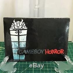 ROSE COLORED GAMING Gameboy Horror Nintendo NEW HTF FREE SHIPPING