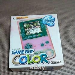 Rare Nintendo Game boy Color Sakura taisen Limited Edition Used JAPAN F/S