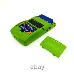 Refurbished Apple Green Nintendo Game Boy Color Console GBC System + Game Card