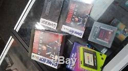 Resident Evil Gaiden Gameboy Color Complete In Box CIB