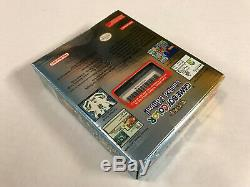SEALED Nintendo Gameboy Color USA Pokemon Limited Edition Brand NEW (2)