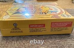SEALED Pokemon Pinball Nintendo Game Boy Color