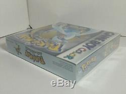 Sealed Near Mint Pokemon Silver Version (Game Boy Color, 2000) CIB Complete