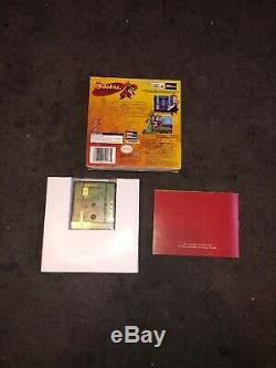 Shantae Game Boy Color, Tres Rare
