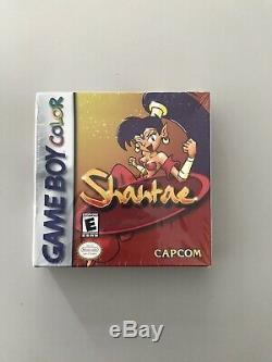 Shantae Game Boy Colour