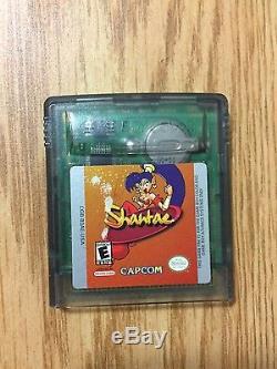 Shantae (Nintendo Game Boy Color, 2002)