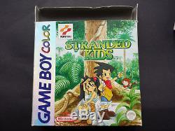 Stranded Kids OVP + Anleitung! Sehr guter Zustand! Nintendo Gameboy Color