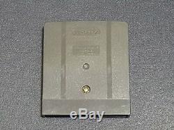 Super Rare Nintendo Game Boy Color Pocket Monster Gold Korean Version Pokemon