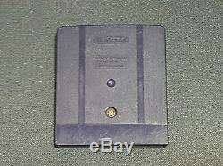 Super Rare Nintendo Game Boy Color Pocket Monster Silver Korean Version Pokemon