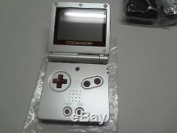 System SP Famicom Color Nintendo Game Boy Advance SP Japan VGOOD