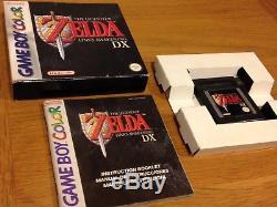 The Legend of Zelda Link's Awakening DX (Nintendo Game Boy Colour, PAL version)