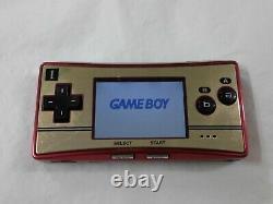 U1680 Nintendo Gameboy micro console Famicom color Japan x