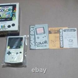 Used Game Boy color Pokemon Center limited edition