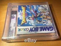 VGA 85+ Dragon Warrior III 3 Game Boy Color Video Game Sealed New