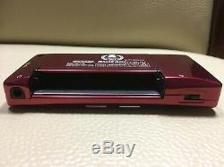 Very good Nintendo Game Boy Micro 20th Famicom NES color Game console F/S
